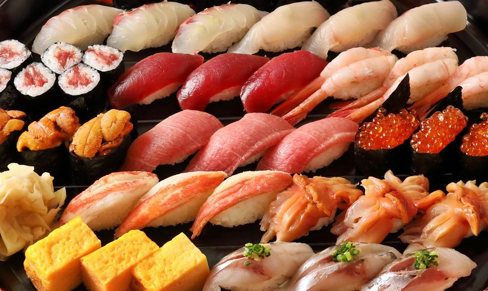お寿司 テイクアウト
