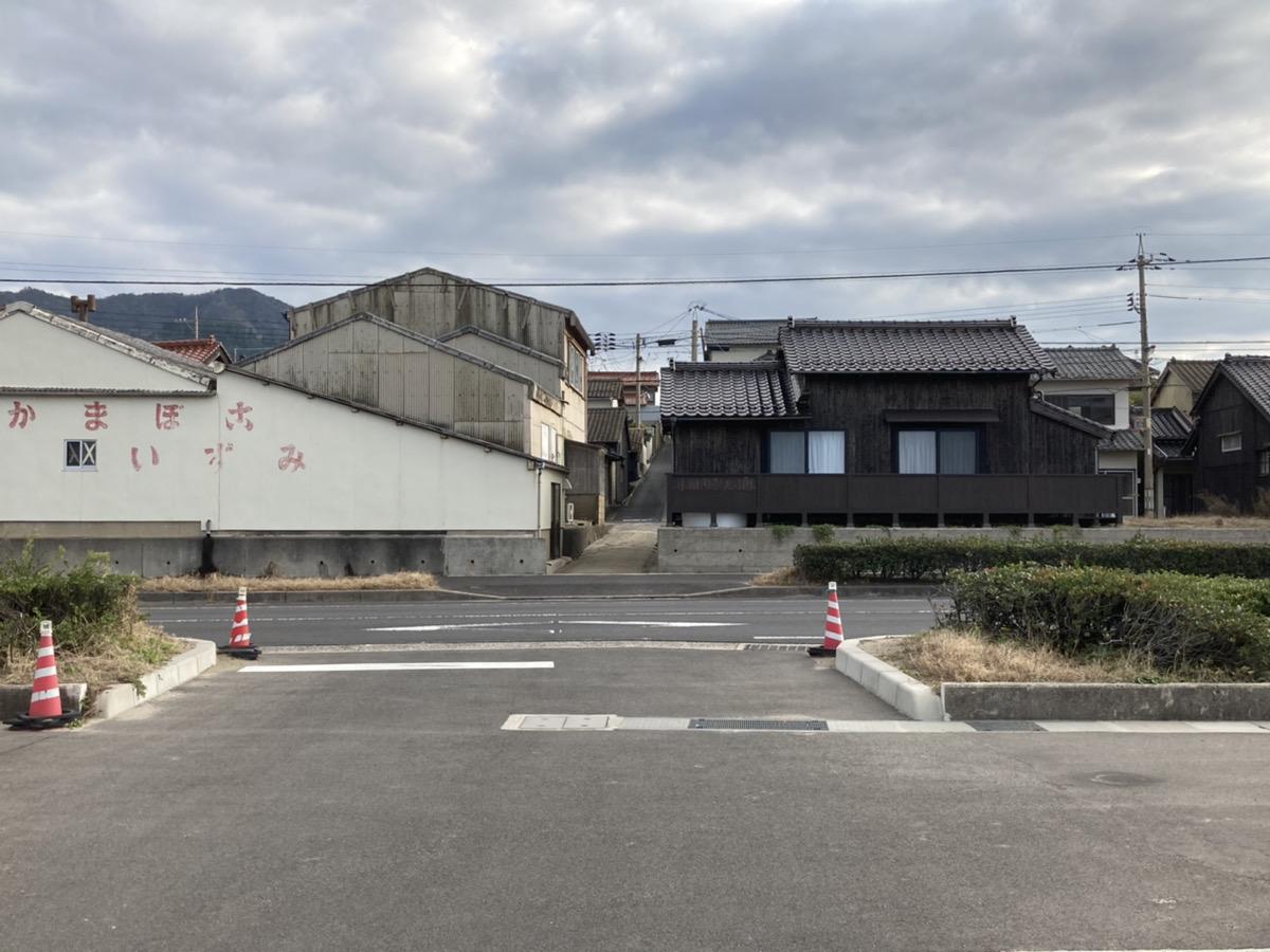 駐車場③入口の反対側