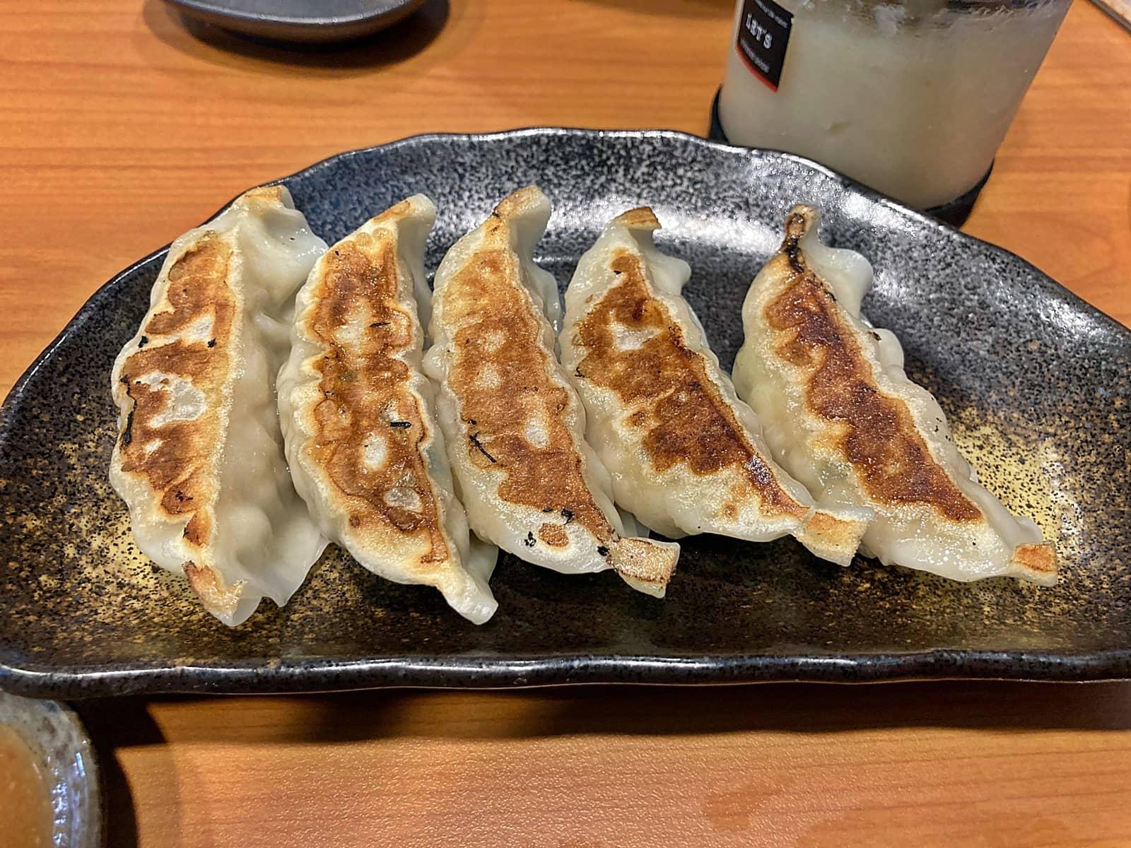 唐崎商店 餃子