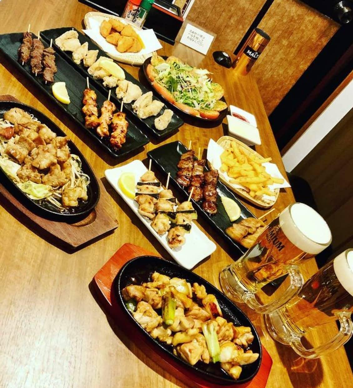 焼き鳥 TETSU 料理