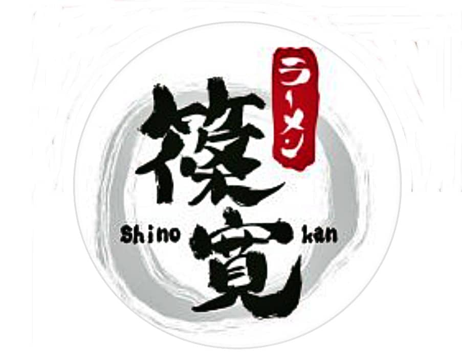 ラーメン篠寛 松江店 ロゴ